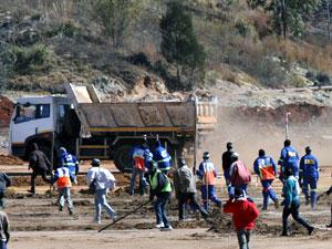 huelga sudafrica construccion2