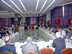 reunion comunista en siria