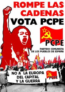 cartel VOTAPCPE2009