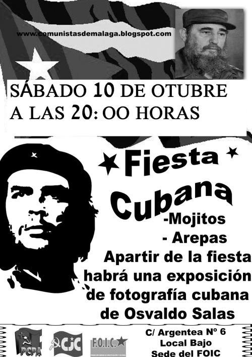 fiestacubanaMálaga