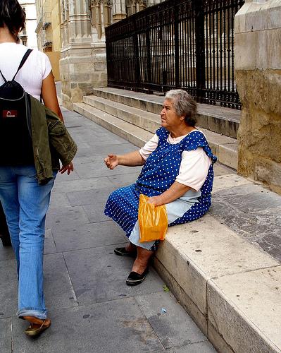 mayor pobre andaluza
