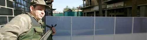 muro en nicosia