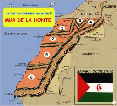 muro marroqui