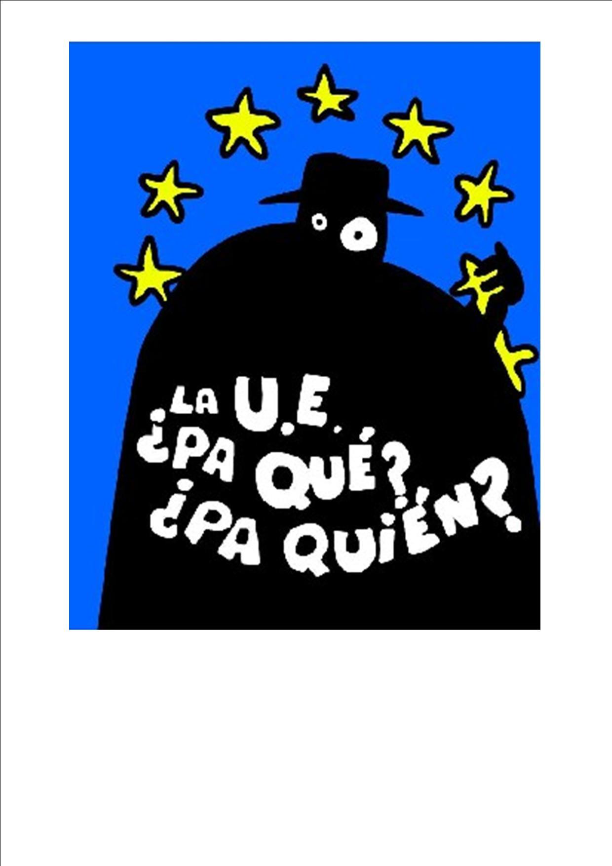 Resultado de imagen de precariedad de la clase obrera en la UE